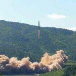 Минобороны РК: Пхеньян запустил модернизированную МБР «Хвасон-14»