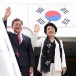 Президент РК Мун Чжэ Ин отправился с визитом в Германию