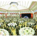 При участии Ким Чен Ына прошел прием в честь успешного второго испытательного запуска МБР «Хвасон-14»