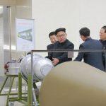 Ким Чен Ын руководил работой по вооружению ядерным оружием
