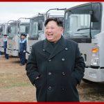 Товарищ Ким Чен Ын руководил на месте Автомобильным объединением «Сынри»