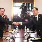 Проведены переговоры Севера и Юга на высоком уровне