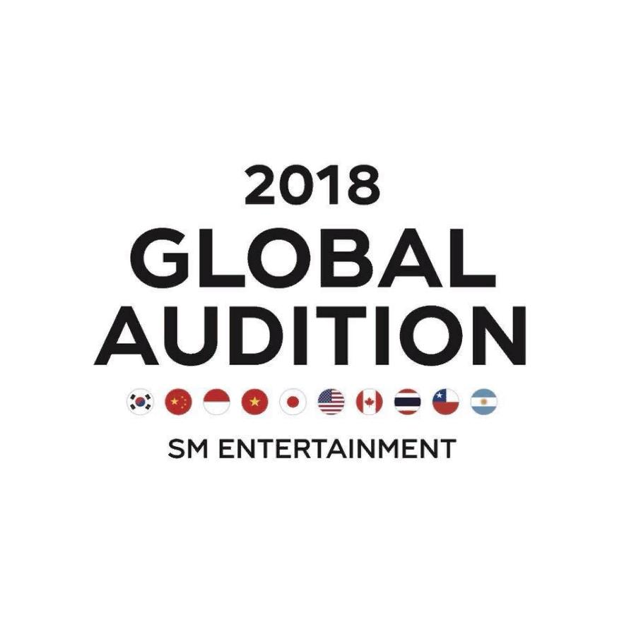 2018 S.M. GLOBAL AUDITION Россия