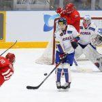 Выставочный матч. Россия — Южная Корея – 8:1