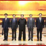 Ким Чен Ын встретился с членами делегации спецпосланника президента Южной Кореи