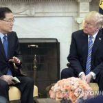 Эмиссар Южной Кореи: Трамп заявил, что встретится с Ким Чен Ыном до мая