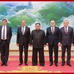 СМИ: Пхеньян пригласил Путина посетить КНДР с визитом
