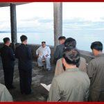 Товарищ Ким Чен Ын руководил на месте делами строительства Ембундинского отеля