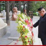 Ким Чен Ын почтил память погибшего в Корейской войне старшего сына Мао Цзэдуна