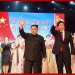 Ким Чен Ын уготовил художественное представление и торжественный прием в честь делегации КНР