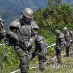 Сеул приостановил поисковые работы в районе высоты Хвасальмори
