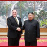 Ким Чен Ын дал аудиенцию госсекретарю США, нанесшему визит в КНДР