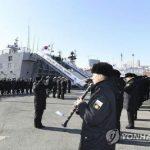 Командующий Тихоокеанским флотом встретился с офицерами ВМС и курсантами военных училищ Республики Корея
