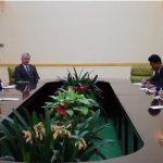 Члены Совфеда обсудили в КНДР строительство автомобильного моста на границе