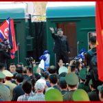 Товарищ Ким Чен Ын отправился из СРВ