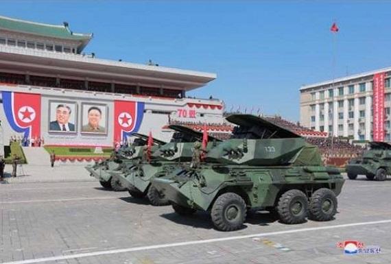 тактическое управляемое оружие нового типа северной кореи
