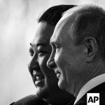 В КНДР показали документальный фильм о визите Ким Чен Ына в Россию