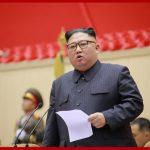 Выдвижение товарища Ким Чен Ына на пост Председателя Госсовета КНДР