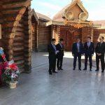 Во Владивостоке открыли мемориальную доску в честь визита Ким Чен Ына