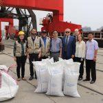 РФ передала КНДР очередную партию пшеницы в качестве гуманитарной помощи
