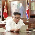 Ким Чен Ыну прислал личное послание президент Соединенных Штатов Америки