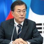 Рейтинг президента Южной Кореи опустился до рекордного минимума