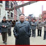 Ким Чен Ын руководил на месте делами стройки Сунчхонского завода по производству фосфорных удобрений