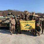 СМИ: США проводят ротацию своих вооруженных сил в Южной Корее