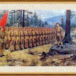 Рождение первых революционных вооруженных сил