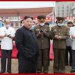 Ким Чен Ын руководил на месте делами стройки Пхеньянской объединенной больницы