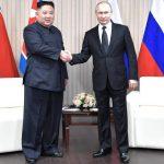 Ким Чен Ын направил поздравительную телеграмму президенту РФ