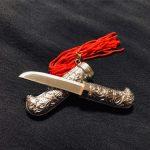 Корейский короткий нож «Чандо», как средство дамской самообороны