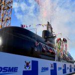 В Южной Корее спустили на воду вторую ДЭПЛ нового поколения