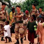 Южнокорейские миротворцы в Сомали