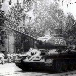 Первая танковая часть новой Кореи