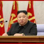 Ким Чен Ын выступил на пленуме ЦК Трудовой партии Кореи