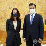 Президент РК и глава разведки США обсудили вопросы альянса и Северной Кореи