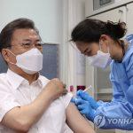 Мун Чжэ Ин: Если Пхеньян согласится, Сеул поставит ему вакцины против COVID-19