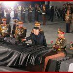 Ким Чен Ын по случаю Дня Победы посетил Кладбище участников Отечественной освободительной войны