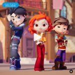 Персонажи мультфильма «Сказочный патруль» показали танец на музыку К-поп группы BTS